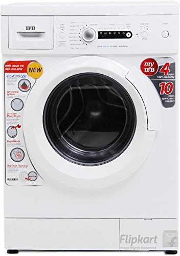 IFB 6 kg Fully Automatic Front Load Washing Machine (Diva Aqua VX)