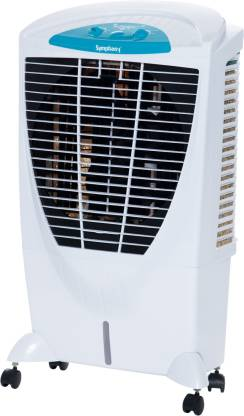Symphony 56 L Room/Personal Air Cooler (White, Winter)