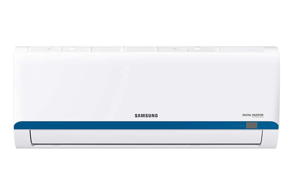 Samsung 1 Ton 3 Star Inverter Split AC (Copper, AR12TY3QBBU, White)