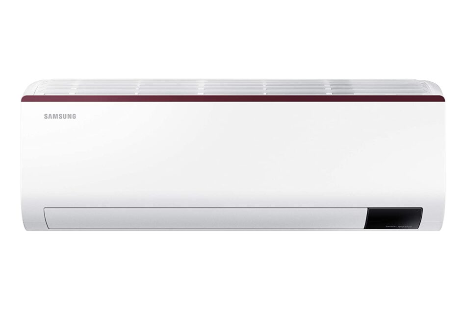 Samsung 1.5 Ton 3 Star Inverter Split AC (Copper, AR18AY3ZBPG, White)