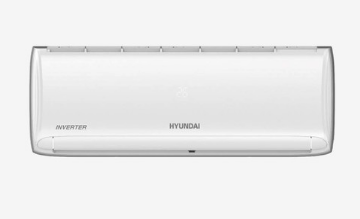 Hyundai 1 Ton Inverter 3 Star Copper (2020 Range) R32 Split AC (White)