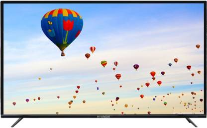 Hyundai 109 cm (43 inch) Full HD LED Smart Android TV