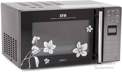 IFB 25 L Convection Microwave Oven  (25BC4, Black)